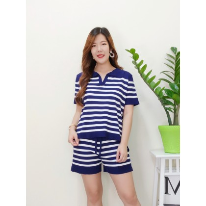 Cosette Top and Shorts Set