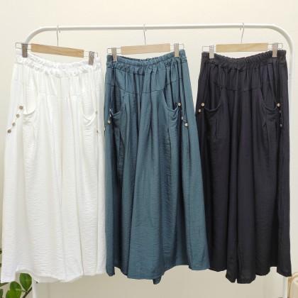 Francille Wide Leg Pants